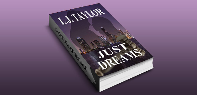 romantic suspense ebook Just Dreams by L.J. Taylor