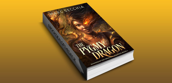 coming of age epic fantasy ebook The Pygmy Dragon (Shapeshifter Dragon Legends Book 1) by Marc Secchia