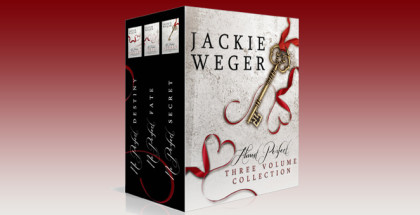 "romantic suspense ebooks ""Almost Perfect: Three Volume Collection"" by Jackie Weger"