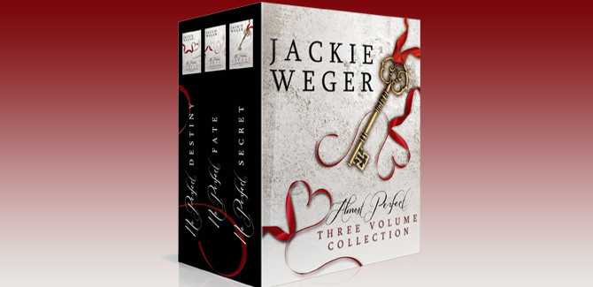 romantic suspense ebooks Almost Perfect: Three Volume Collection by Jackie Weger