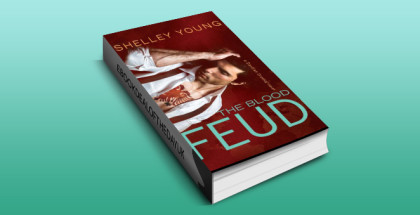"thriller romantic suspense ebook "" The Blood Feud"" by Shelley Young"
