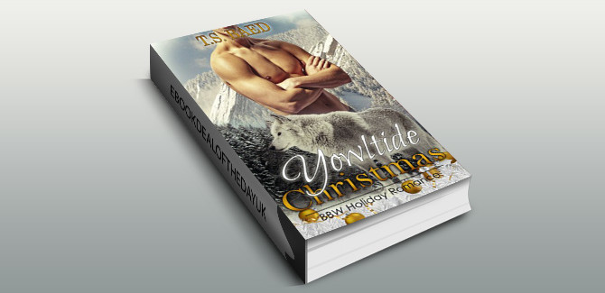 paranormal romance ebook Yowltide Christmas (A BBW Holiday Shifter Romance) by T.S. Baed