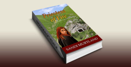 "fantasy romance ebook ""Priestess of Fire: Prequel to Lady of the Eternal Hearth"" by Sandi Murtland"