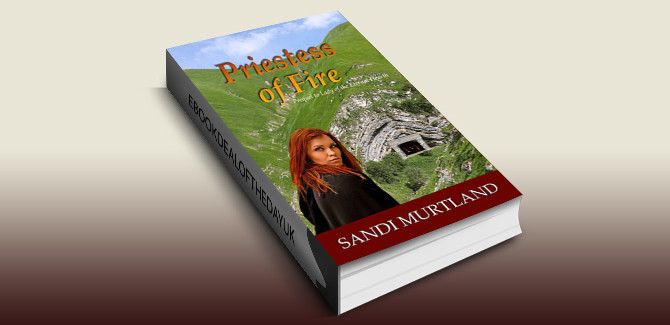 fantasy romance ebook Priestess of Fire: Prequel to Lady of the Eternal Hearth by Sandi Murtland