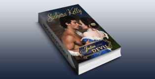 "historical romance ebook ""Julia and the Devil: A Risqué Regency Romance"" by Sahara Kelly"