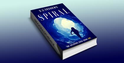 "psychological thriller ebook "" Spiral (The Salzburg Saga Book 1)"" by D. U. Okonkwo"