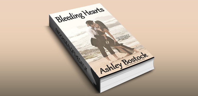 contemporary romance ebook Bleeding Hearts by Ashley Bostock