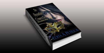 """thriller mystery ebook """"The Byzantine Connection, 3"""" by Edita A Petrick"""