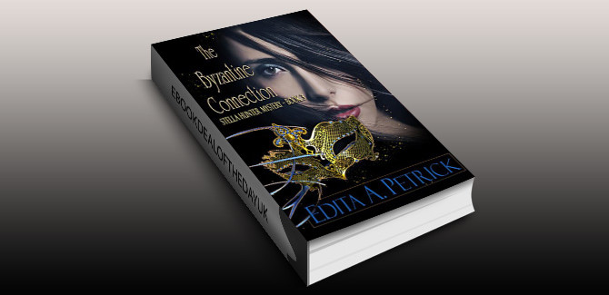 thriller mystery ebook The Byzantine Connection, 3 by Edita A Petrick