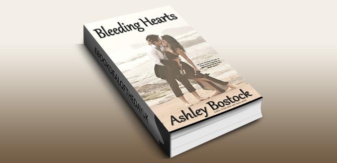 contemporary romance nook Bleeding Hearts by Ashley Bostock