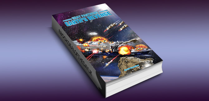 space opera military scifi ebook Gray Panthers: Earths Revenge by David Guenther
