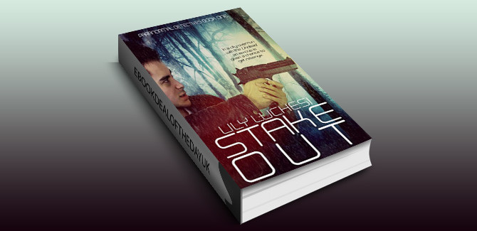 paranormal mystery & thriller ebook  Stake-Out (Paranormal Detectives Series Book 1) by Lily Luchesi