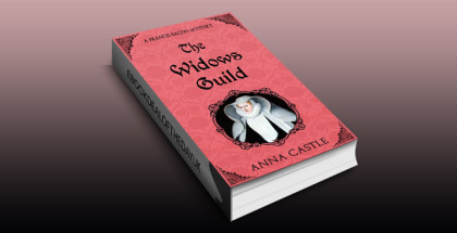 "historical fiction mystery ebook ""The Widows Guild: A Francis Bacon Mystery (The Francis Bacon Mystery Series Book 3)"" by Anna Castle"