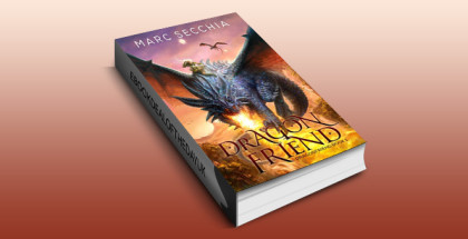 "an epic fantasy ebook "" Dragonfriend"" by Marc Secchia"