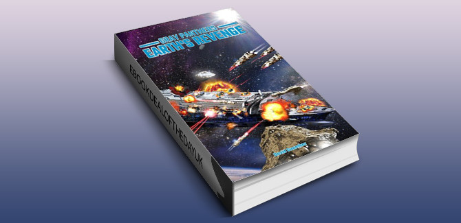 scifi space opera ebook Gray Panthers: Earths Revenge by David Guenther