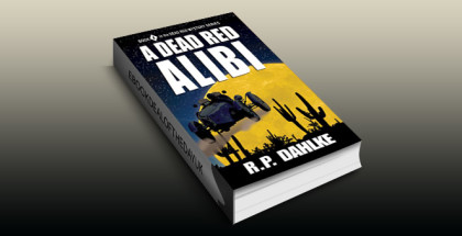 "womensleuths mystery ebook ""A Dead Red Alibi (The Dead Red Mystery Series, Book 4)"" by RP Dahlke"