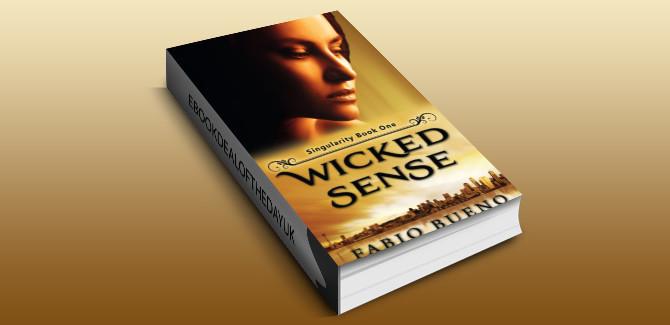 ya paranormal romance ebook Wicked Sense: A YA Paranormal Romance by Fabio Bueno