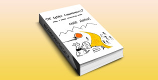 "humour fiction kindle book ""The Eleven Commandments ? from a naked unshackled mind"" by Anno Nomius"