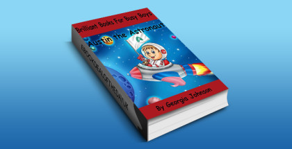 "childrens action & adventure ebook ""Austin the Astronaut (Brilliant Books For Busy Boys Book 1)"" by Georgia Johnson"