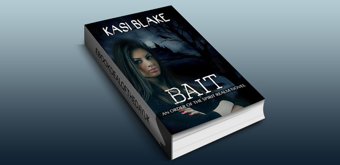 ya paranormal fantasy ebook Bait (Order of the Spirit Realm Book 1) by Kasi Blake