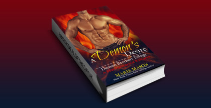 "paranormal shifter romance ebook ""A Demon's Desire, Book 2"" by Marie Mason"