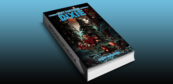 scifi space opera ebook Gray Panthers: Dixie by David Guenther