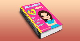"children's fiction ebook ""JULIA JONES - My Worst Day Ever!"" by Katrina Kahler"