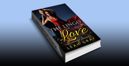 "an interracial multicultural romance ebook ""The Lingo of Love: Billionaire Romance"" by Leah Gray"