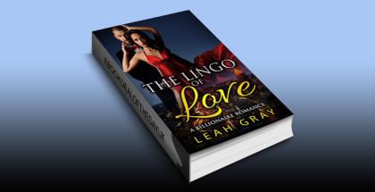 "an interracial multicultural romance ebook ""The Lingo of Love: Billionaire Romance"" by Leah Gray"