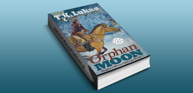 historical mystery & thriller ebook Orphan Moon (The Orphan Moon Trilogy Book 1) by T. K. Lukas