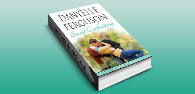 contemporary sweet romance ebook Sweet Confections (Indulgence Row Book 1) by Danyelle Ferguson
