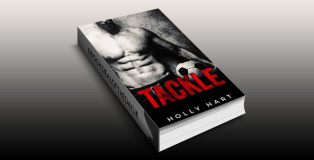 "sports contemporary romance ebook ""Tackle"" by Holly Hart"