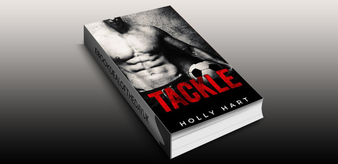 sports contemporary romance ebook Tackle by Holly Hart