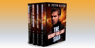 "scifi space opera ebook ""The Henry Gallant Saga - Books 1-4"" by H. Peter Alesso"