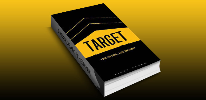 crime thriller fiction ebook Target (The Lamont Jones Series Book 1) by Ricky Black