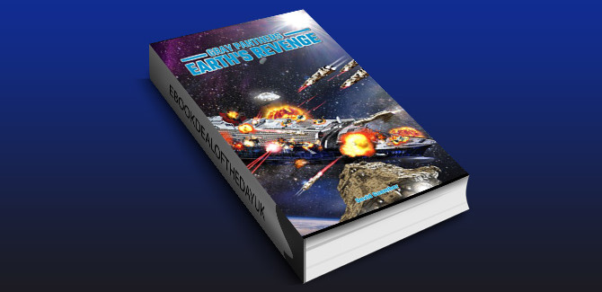 science fiction ebook Gray Panthers: Earths Revenge by David Guenther