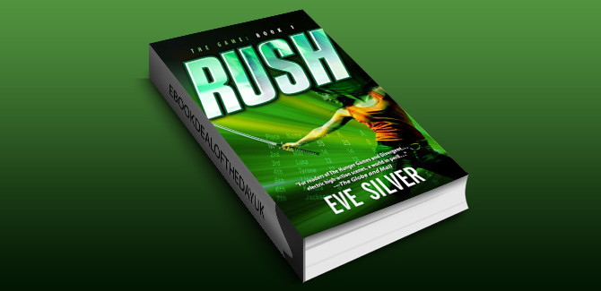 ya scifi & fantasy ebook Rush (The Game Book 1) by Eve Silver