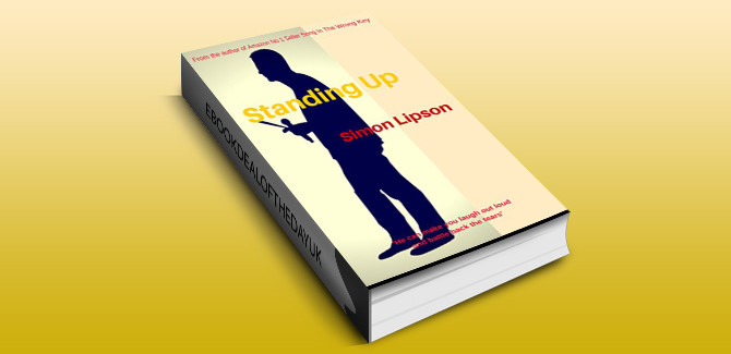 romantic comedy ebook Standing Up by Simon Lipson