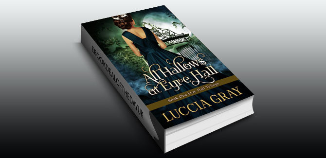 gothic romance ebook All Hallows at Eyre Hall: The Breathtaking Sequel to Jane Eyre (The Eyre Hall Trilogy Book 1) by Luccia Gray