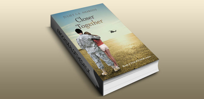 women's contemporary romance ebook Closer Together by Juliet Aharoni