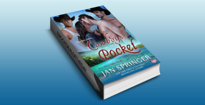 "western erotic menage ebook ""Cowboys In Her Pocket, book 2"" by Jan Springer"