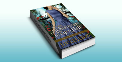"""Victorian Gothic romance ebook """"Midsummer at Eyre Hall: Book Three Eyre Hall Trilogy"""" by Luccia Gray"""