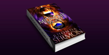 "timetravel scifi & fantasy ebook ""The Midnight Society, Book 1"" by Rhonda Sermon"