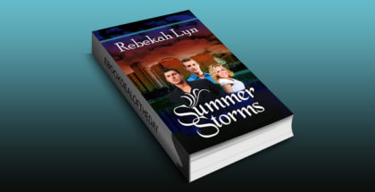 "contemporary fiction ebook ""Summer Storms (Seasons of Faith Book 1)"" by Rebekah Lyn"
