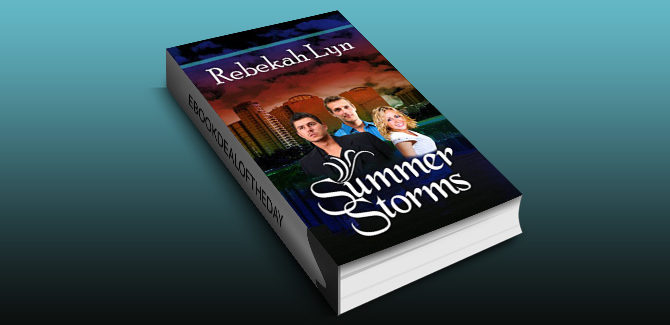 contemporary fiction ebook Summer Storms (Seasons of Faith Book 1) by Rebekah Lyn
