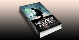 "ya scifi adventure ebook ""The Never Hero (Chronicles of Jonathan Tibbs Book 1)"" by T. Ellery Hodges"