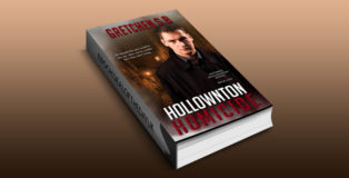 "paranormal urban fantasy ebook ""Hollownton Homicide (Anthony Hollownton Series Book 1)"" by Gretchen S. B"