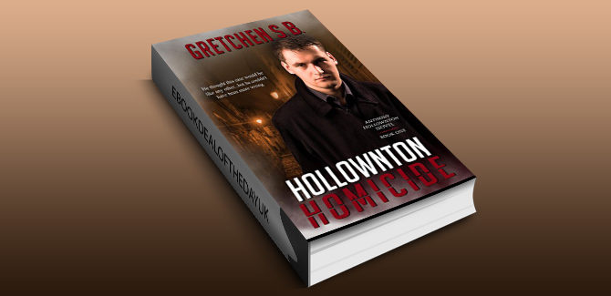paranormal urban fantasy ebook Hollownton Homicide (Anthony Hollownton Series Book 1) by Gretchen S. B