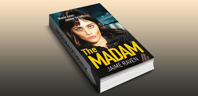 mystery kindle book The Madam by Jaime Raven