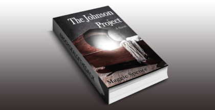 "scifi thriller ebook ""The Johnson Project"" by Maggie Spence"